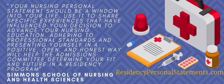 nurse practitioner personal statement quote