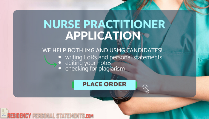 family nurse practitioner personal statement writing help
