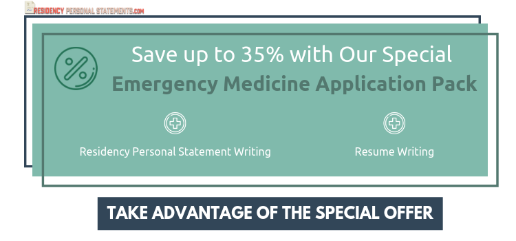 write my personal statement for emergency medicine residency