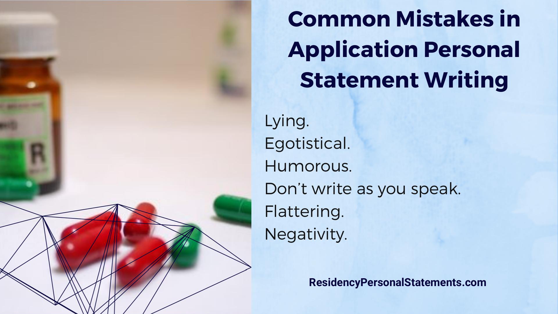 psychiatry residency personal statement