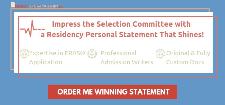 eras personal statement